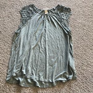 H&m size large top